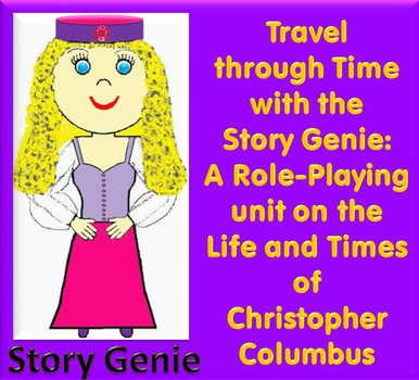 Historical Fiction Lesson: Christopher Columbus