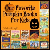 Our Favorite Pumpkin Books For Kids