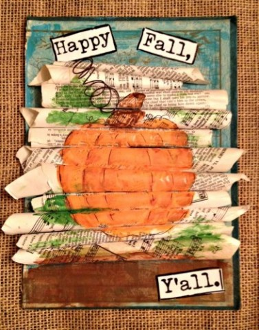 The Art of Fall: Pumpkin
