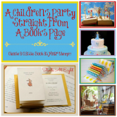 A Children's Party Straight From A Book's Page