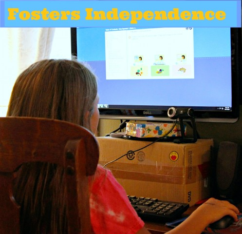 Elementary Homeschool Spanish Fosters Independence