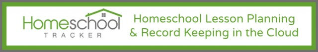 Homeschool Tracker Banner