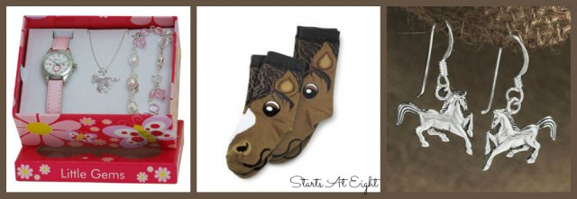 Horse Accessories for Horse Loving Girls from Starts At Eight