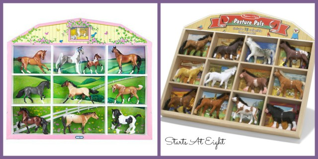 Horse Collectible Figurines for Horse Loving Girls from Starts At Eight