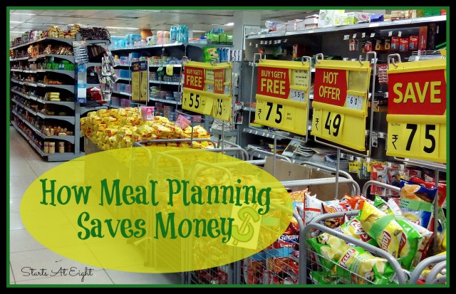 How Meal Planning Saves Money from Starts At Eight