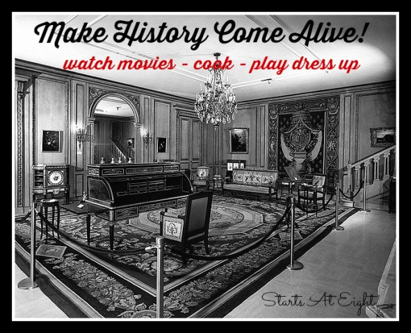 Make History Come Alive! from Starts At Eight