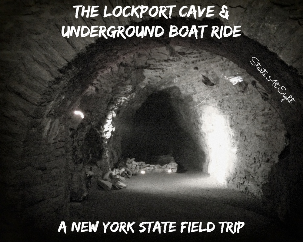 Lockport Cave – A NYS Field Trip
