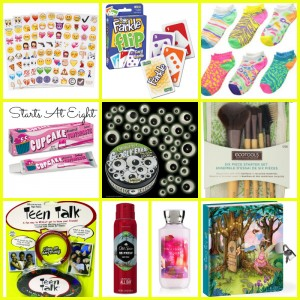 100 Stocking Stuffers for Teens: $10 & Under from Starts At Eight