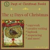 5 Days of Christmas Books: 12 Days of Christmas