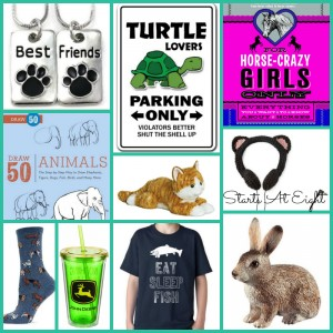 100 Stocking Stuffers for Teens: Animal Lovers from Starts At Eight