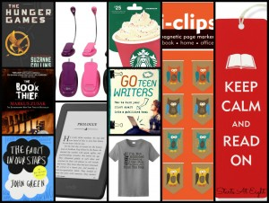 100 Stocking Stuffers for Teens: Book Lover from Starts At Eight