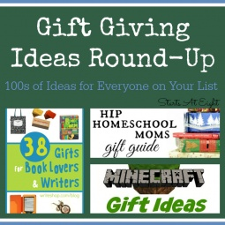 Gift Giving Ideas Round-Up