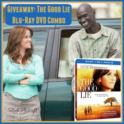 The Good Lie DVD Release & Giveaway