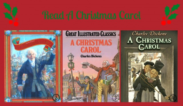 Read A Christmas Carol from Starts At Eight