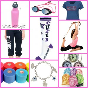 100 Stocking Stuffers for Teens: Sports Loving Girl from Starts At Eight
