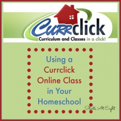 Using a Currclick Online Class in Your Homeschool