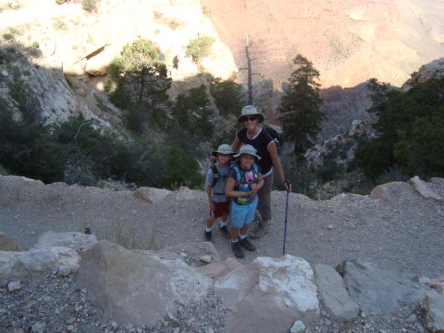 Homeschool PE: Nature Hike