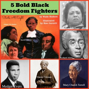 5 Bold Black Freedom Fighters from Starts At Eight