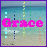 One Word – Grace – for 2015
