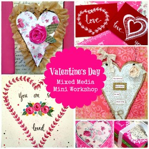 Valentines Day Art Workshop from Starts At Eight