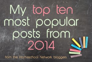 iHN My Top Ten Most Popular Posts from 2014