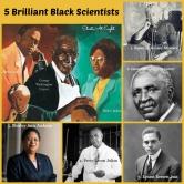5 Brilliant Black Scientists
