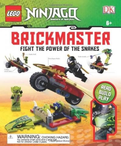 Lego Ninjago: Fight the Power of Snakes Brickmaster Set