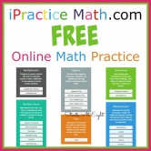 FREE Online Math Practice from iPracticeMath.com
