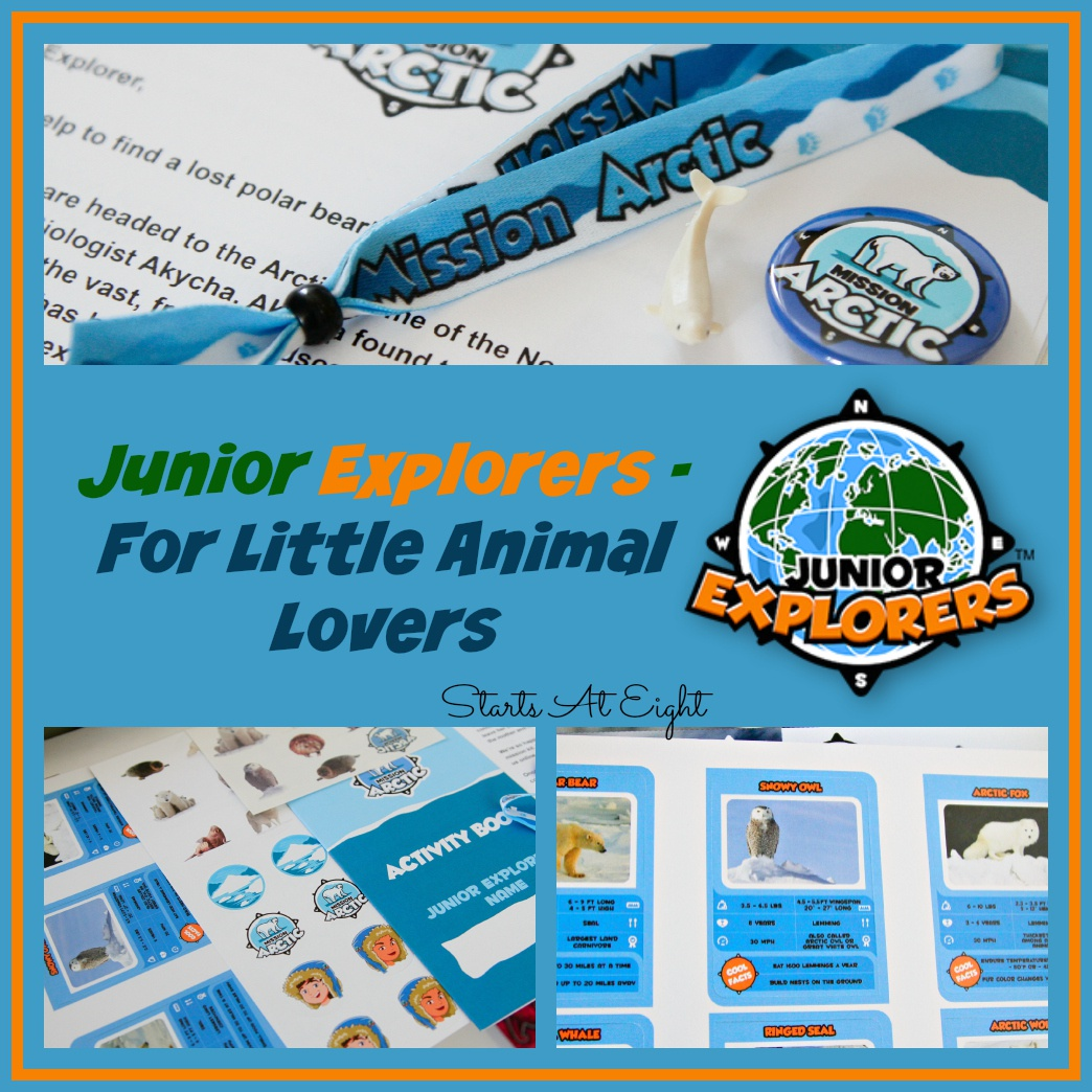 Junior Explorers – For Little Animal Lovers