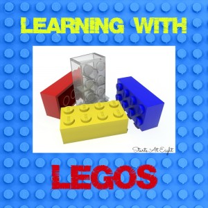 Learning with Legos from Starts At Eight