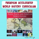Paradigm Accelerated World History Curriculum Review