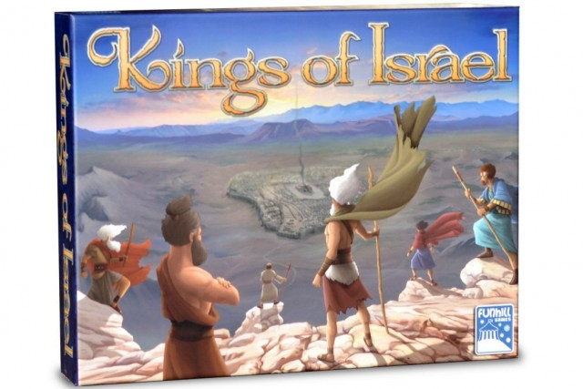 Kings of Israel by Funhill Games