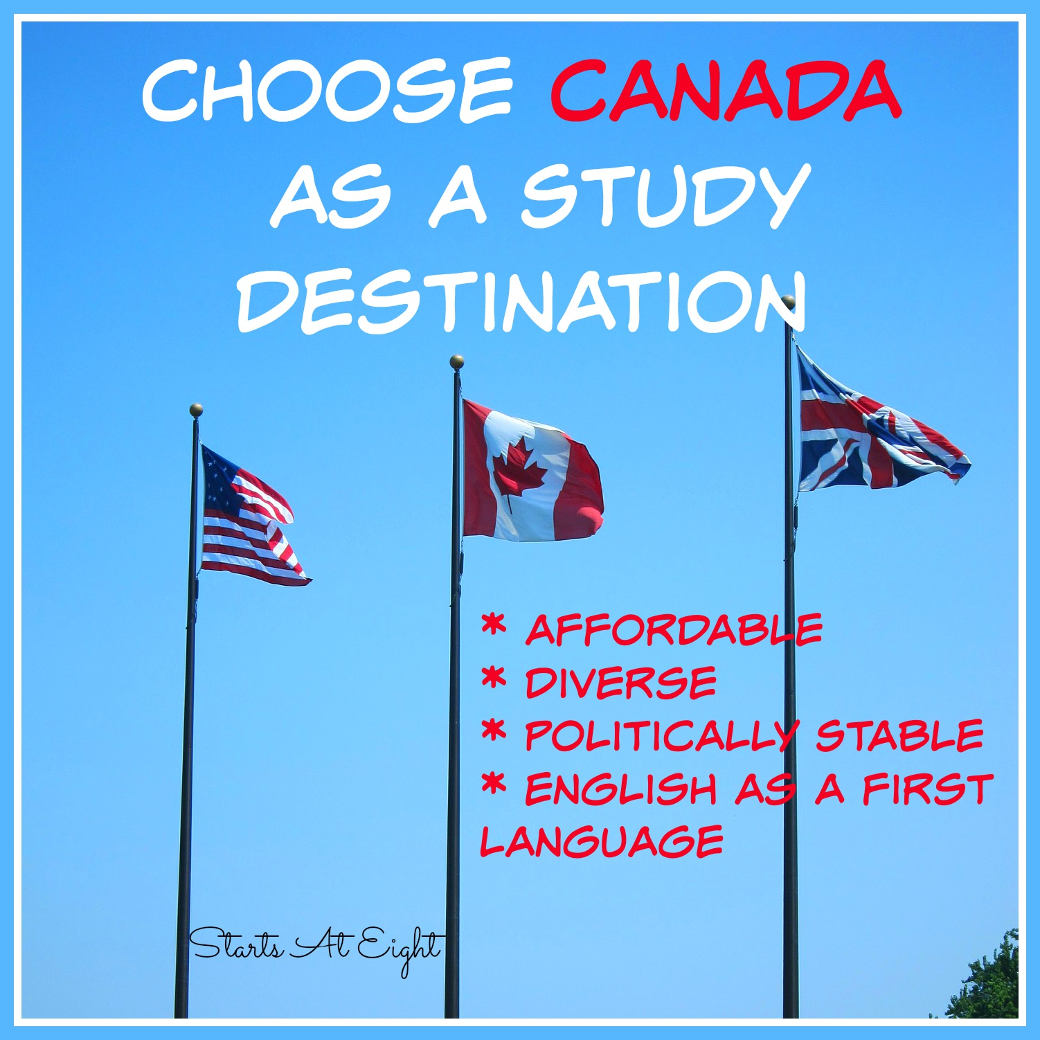 Choose Canada As A Study Destination