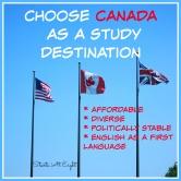 Choose Canada As A Study Destination
