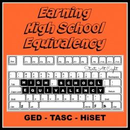 Earning High School Equivalency