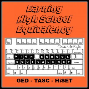 Earning High School Equivalency from Starts At Eight