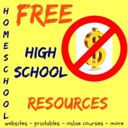 Free Homeschool High School Resources