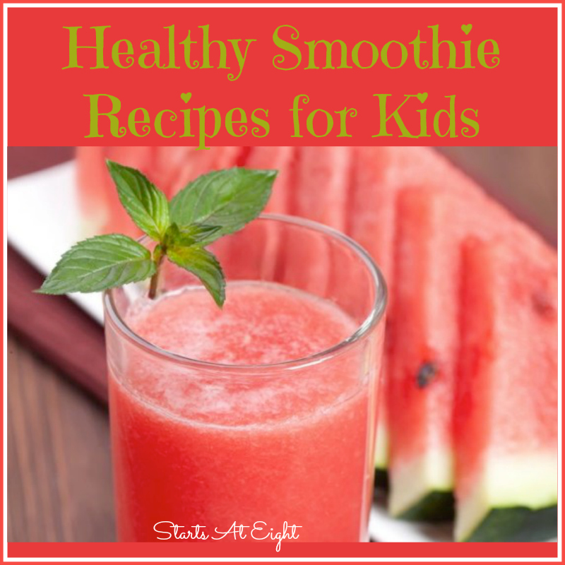 healthy food fruit healthy fruit smoothie recipes for kids