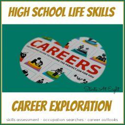 High School Life Skills: Career Exploration