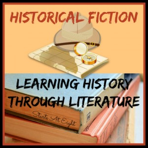 Historical Fiction Learning History Through Literature from Starts At Eight