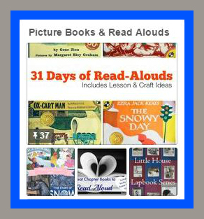 Picture Books & Read Alouds Pinterest Board from Starts At Eight