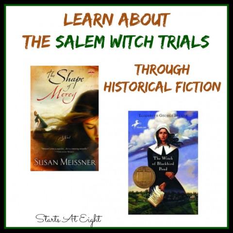Learn About the Salem Witch Trials Through Historical Fiction from Starts At Eight