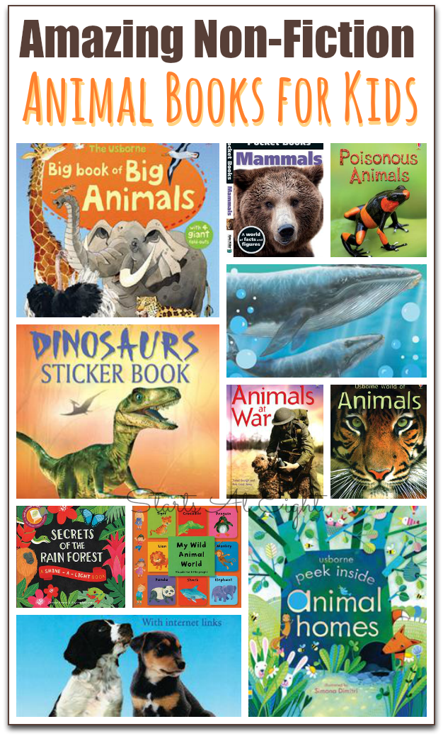 StoryTime: Kids' Nonfiction