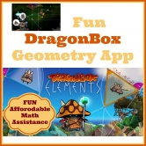 Fun DragonBox Geometry App