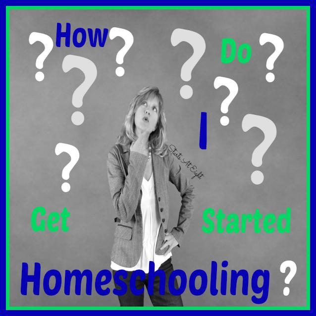 How Do I Get Started Homeschooling? - StartsAtEight - photo#10