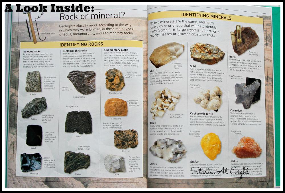 hands on science rocks minerals unit startsateight