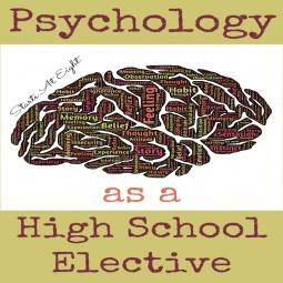 Psychology as a High School Elective
