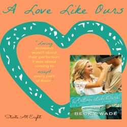 Book Review: A Love Like Ours