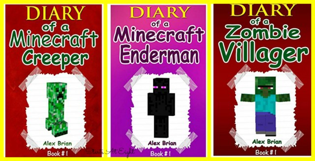 Diary of a Minecraft Books