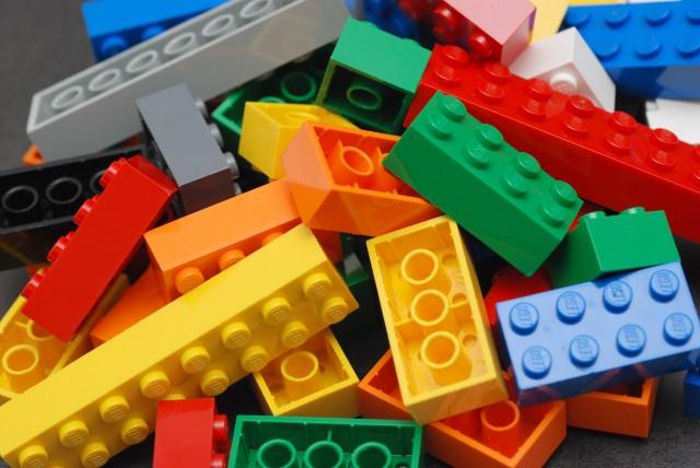 "Photo credit: ""Lego Color Bricks"" by Alan Chia"